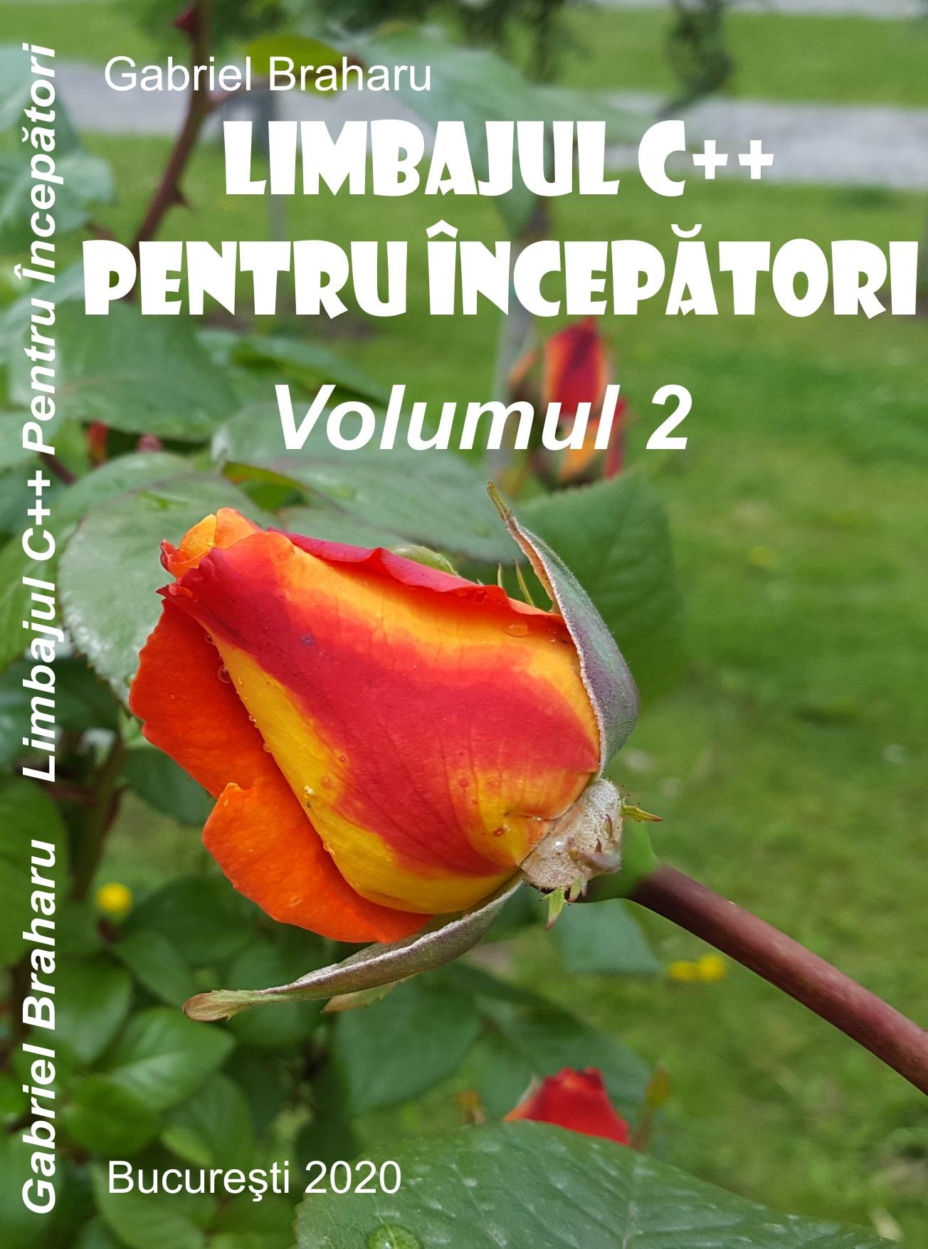Limbajul C++ Pentru Incepatori (Volumul II)